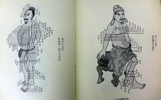 中文書東洋医学