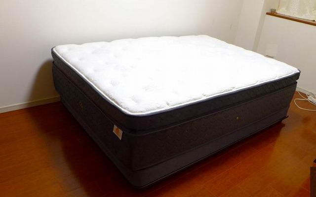 シーリーのベッド